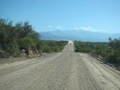 Ruta 40. Carretera de Ripio. Argentina Country Roads, Roads, Driveways, Ranch, Walks, Street, Argentina