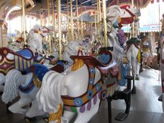 Cross off my Disney Bucket List: Ride Cinderella's Horse on Prince Charming Regal Carrousel