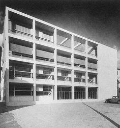 Terragni - Casa del fascio di Como (1932 - 1936)