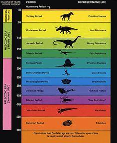 Life on Earth Timeline