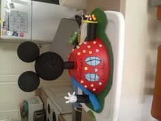 Valentines day box Mickey Mouse clubhouse