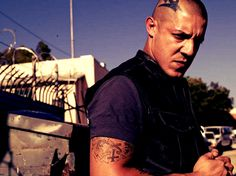 Juice from Sons of Anarchy...so hot!!!