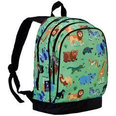 9135ceb636 Olive Kids Wild Animals Sidekick Backpack - 14080
