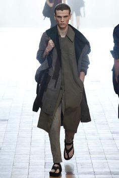 Lanvin Spring 2016 Menswear Fashion Show