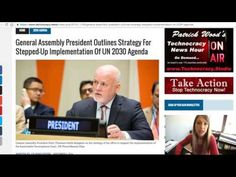 Agenda 2030 to be fast tracked; Two MAJOR Things Happened & No One Reported It, The DAY Trump Was Elected Published on Nov 11, 2016