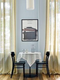 Квартира в Гранатном переулке: работа декоратора Юлии Голавской | Admagazine | AD Magazine