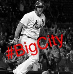 #BigCity coming in clutch!