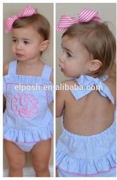 Bikinis customized baby
