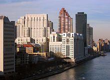 New York-Presbyterian Hospital, Weill Cornell Campus at 68th Street, NYC, www.RevWill.com