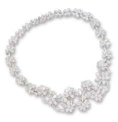 Diamond Necklace & Bracelet, Mouawad
