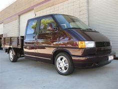 1992 Volkswagen Eurovan Transporter Front
