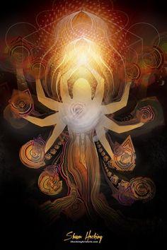 @solitalo Amado ser de luz soy Kuan Yin La frecuencia tonal, de vuestro timo, recibe de nuevo, la influencia de la energía entrante en Gaia, y el aumento de vibración. Sois seres conscientes del au…