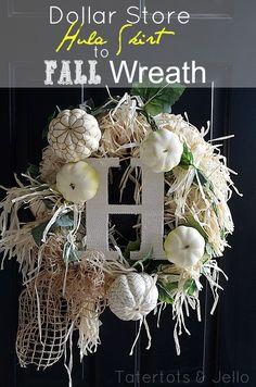dollar-store-hula-skirt-to-fall-wreath