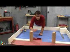 Cómo instalar suelos de vinilo decorativo http://ini.es/1q0ycZ8 #SuelosDeVinilo