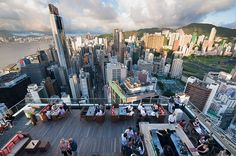 Rooftop in Hong Kong http://www.holidaysforcouples.travel/guides/1300-hong-kong-interlude