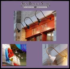 Architectural Lighting Fixtures: Beautiful Storefronts