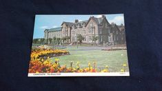 Postcard Carnoustie The Bruce Hotel by brianspastimes on Etsy