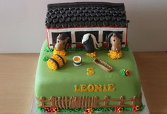 horse stable cake pictures - Google Search