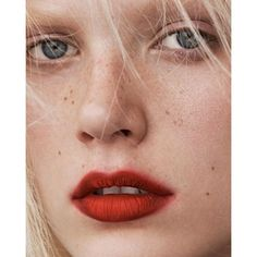 GLAMOUR FRANCE Charlene Hogger by Steven Pan Image Amplified The Flash... ❤ liked on Polyvore featuring backgrounds and models
