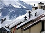Roof Top Snow Removal Edmonton Ice Dam Removal