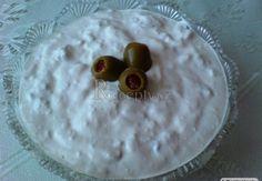 Tatarka ze zakysanky Pudding, Desserts, Food, Tailgate Desserts, Meal, Dessert, Eten, Puddings, Meals