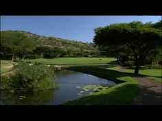 hhh  The Most Amazing Golf Courses of the World: Gary Player Country Club, South Africa click image