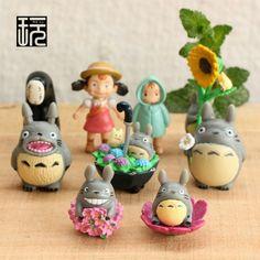 Totoro clay