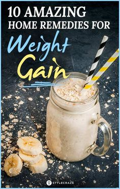 protein shake to gain muscle Top 10 Amazing Home Remedies For Weight Gain Weight Gain Drinks, Gain Weight Smoothie, Weight Gain Workout, Ways To Gain Weight, Weight Gain Journey, Gain Weight Fast, Weight Gain Meals, Healthy Weight Gain, Weight Gain Meal Plan
