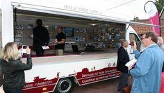 L'office du tourisme intercommunal Flandre Lys itinérant, «beau comme un camion tout neuf», a été inauguré