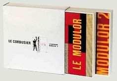 books and magazines: The Modulor And Modulor 2 By Le Corbusier Paperback Book (English) -> BUY IT NOW ONLY: $65.22 on eBay!