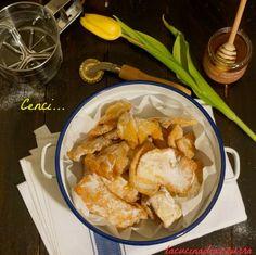 La Cucina di Azzurra: CENCI TOSCANI!!!!!!!!!!!