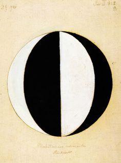 Hilma af Klint okt 1862 - 21 okt. 1944 on Pinterest | Klimt ...