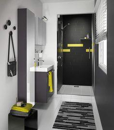 Découvrez le meuble de salle de bain Delpha Studio S60D, un ensemble spécialement conçu pour les petites salles de bains.