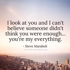 Image result for i can give you everything you ever wanted all you have to do is believe aren't you curious ?
