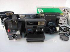FC5-478KC ポラロイド等 フィルムカメラ 5台セット ジャンク - ヤフオク!   FUJIFILM  FOTORAMA 800X kit ※箱、取説付 FUJIFILM  INSTAX 200 POLAROID  P POLAROID  ZIP POLAROID  636 CLOSE UP