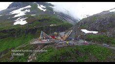 View, Gaularfjell National Tourist Routes, NORWAY