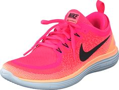 Nike - Wmns Nike Free Rn Distance 2 Racer Pink/Black-Lava Glow