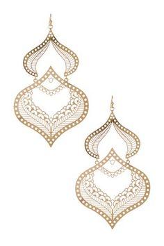 Ikeana Filigree Earrings