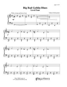 halloween theme sheet music piano free ltt