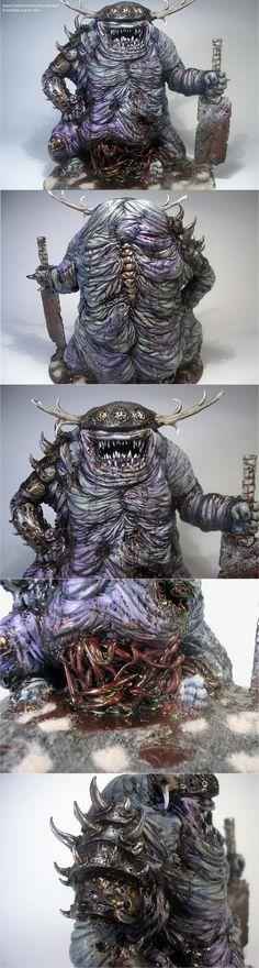 Major demon of Nurgle