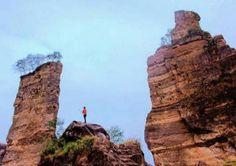 Brown Canyon, Spot Keren untuk Fotografi di Semarang