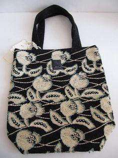 Pattern, bags, appliqué,