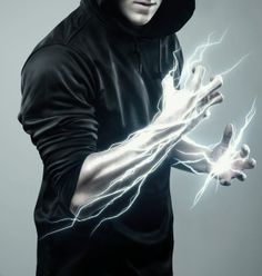 Ah, here we have finally found our lightning mage.