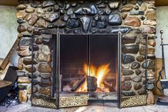 How to Clean a Stone Fireplace | Stretcher.com