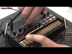 Musikmesse 2013 - KORG Volca Beats Sound + Demo (english)