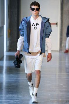 Andrea Pompilio | Spring 2015 Menswear Collection.