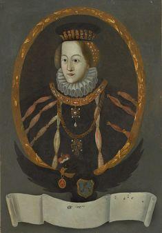 Muzeum Cyfrowe dMuseion - Portret Elżbiety z Szydłowieckich Radziwiłłowej (1533-1562)