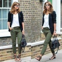 Cute Blazer Outfits Ideas For Women 41