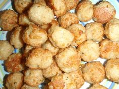 Cheesy Chicken Balls (thermomix)