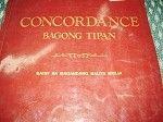 Tagalog Bible Concordance of the New Testament / Bagong Tipan   http://www.bibleinmylanguage.com
